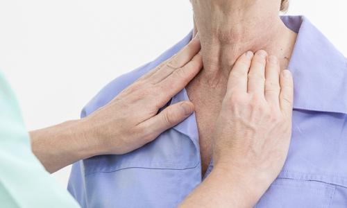 Диагностика кисты щитовидной железы