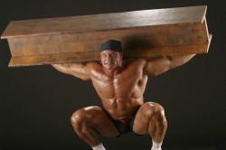 Физические нагрузки - причина кисты коленного сустава