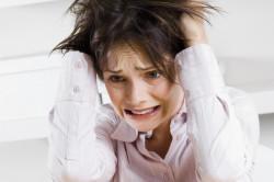 Эмоциональные перенапряжения - причина кисты яичника