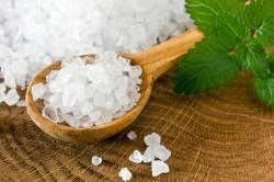Польза морской соли при кисте щитовидной железы