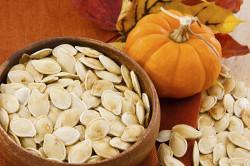 Польза тыквенных семечек при кисте шейки матки