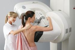 Диагностика заболеваний молочной железы