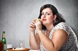 Избыточный вес - причина образования кисты яичника