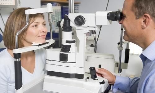 Диагностика глаз при кисте