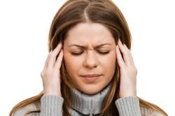 Головная боль - симптом кисты во рту