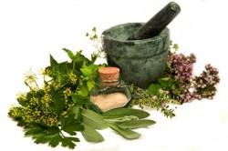 Травы для лечения кисты яичника