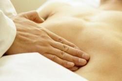 Пальпация живота для оценки состояния внутренних органов