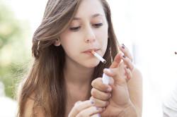 Курение - причина кисты яичника