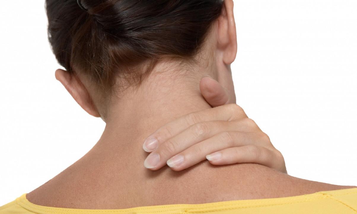 Как сделать что бы шея не болела